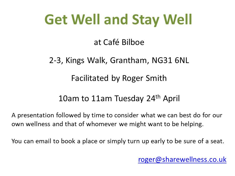 Get Well Stay Well in Grantham